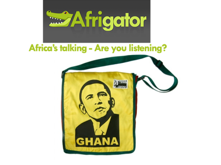 Afrigator Screen Shot