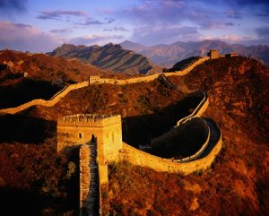 "The Great Wall of China. Government efforts to monitor and censor the Internet are sometimes referred to as ""the Great Firewall of China"". Photo credit: National Geographic"